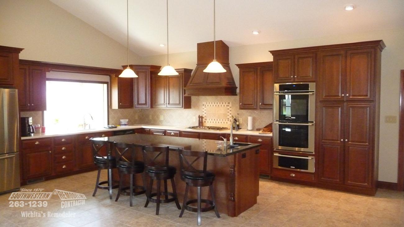 remodeling kitchen 36 · kitchen remodeling wichita home remodeling EPNMPRI