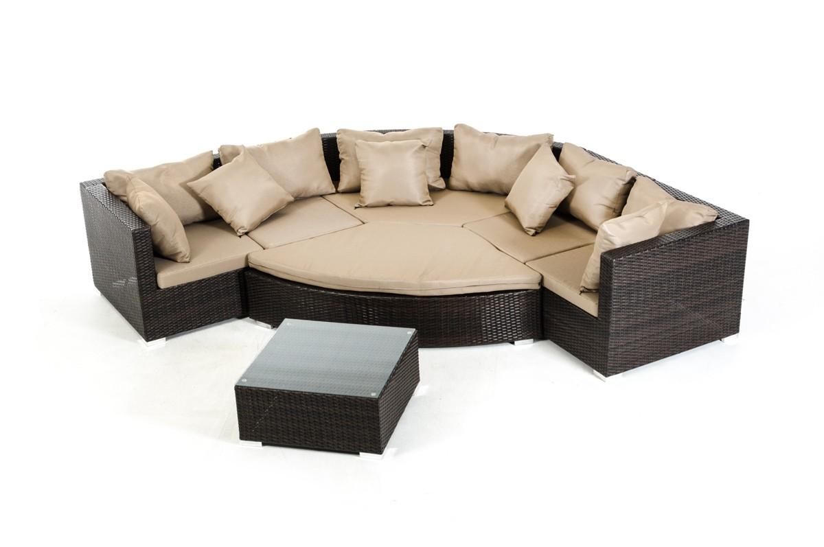 renava master outdoor sectional sofa set VYSGANP