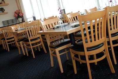 restaurant furniture: wood bar stools WJXAPSP