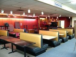 restaurant furnitures restaurant sofas ZSWSKMP