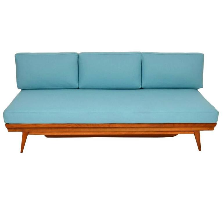 retro sofa/daybed by wilhelm knoll vintage, 1950s 1 LEELLHL