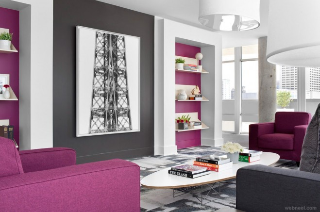 room interior design ... modern living room ... UVLWOBX