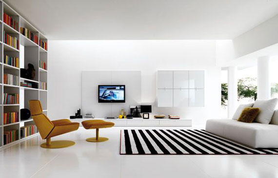 room interior design white-and-black-livingroom how to create amazing living room designs (37 GLMLXFO