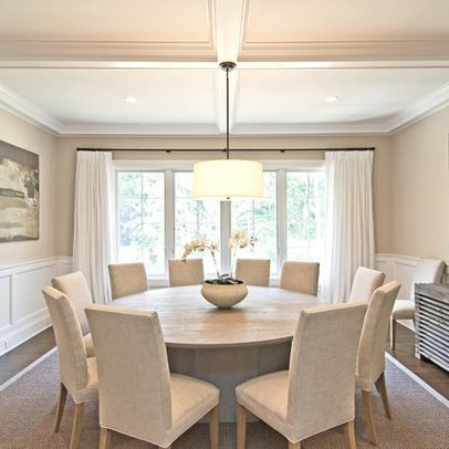 round dining room tables how the 60/30/10 rule will inspire your decor. round dining room tableswhite BITJMIC
