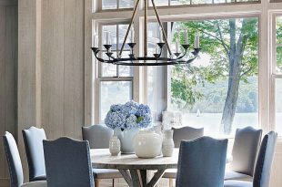 round dining room tables inspired (still) by beth webb. coastal dining roomswhite ... MYUCQST