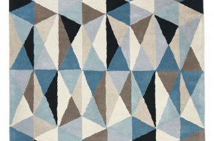 round modern rugs HRVLPRI