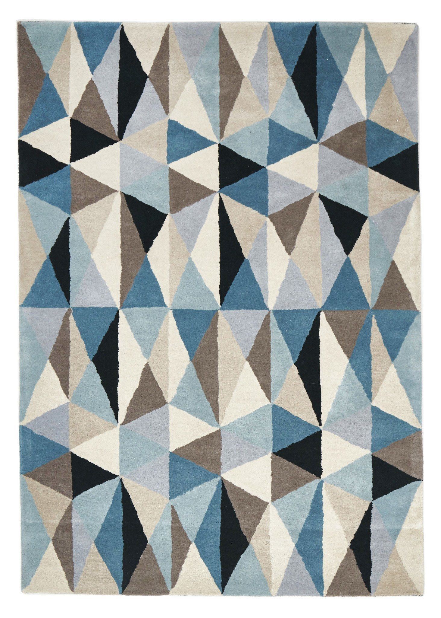 Adding interest, color and texture with modern rugs