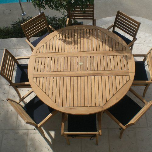 Round patio table – a must have for one and all