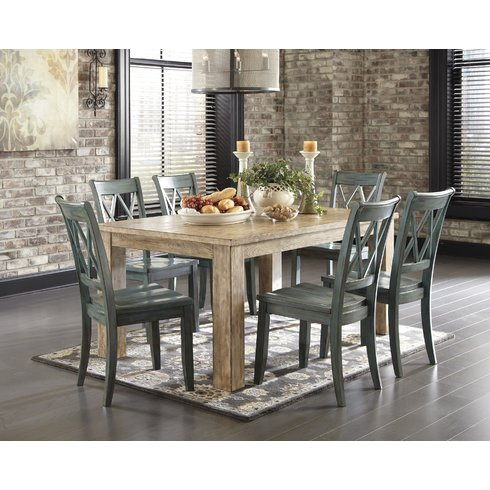 rustic dining tables castle pines dining table SEVDHNN