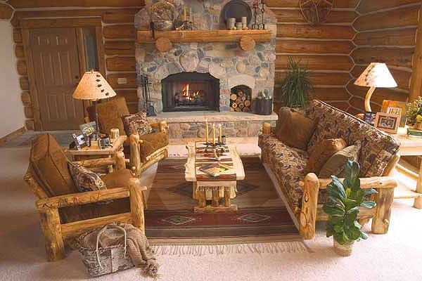 rustic living room furniture sets RSQYIDB