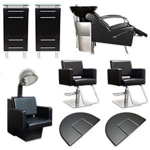 salon furniture 2 hair stylist station salon equipment packages DCCYVUB