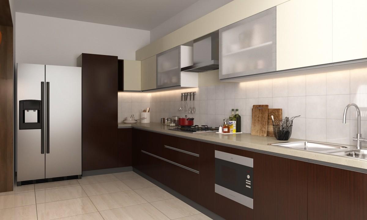 savannah straight modular kitchen FYSQIHB