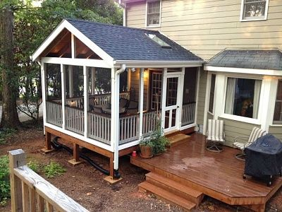 screened in porch best 25+ screened porches ideas on pinterest NRDJAXI