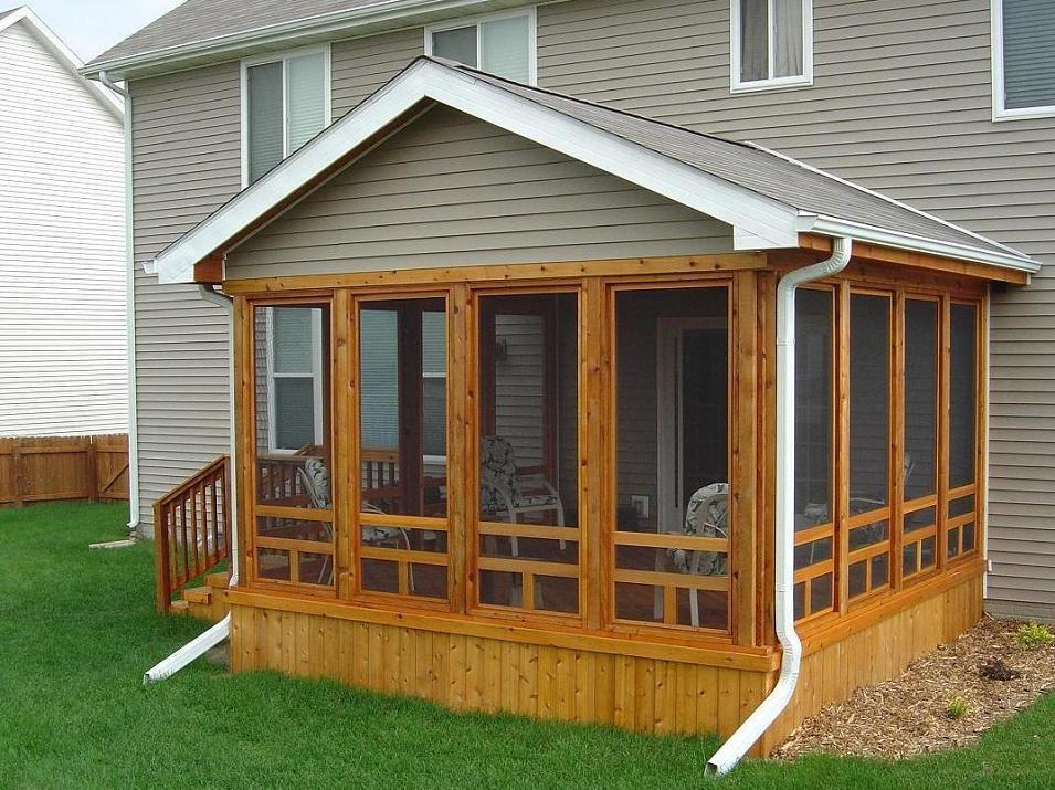 screened in porch best 25+ screened porches ideas on pinterest VDAEKTN