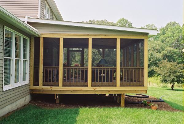 screened in porch screen porch ... ODERHFV