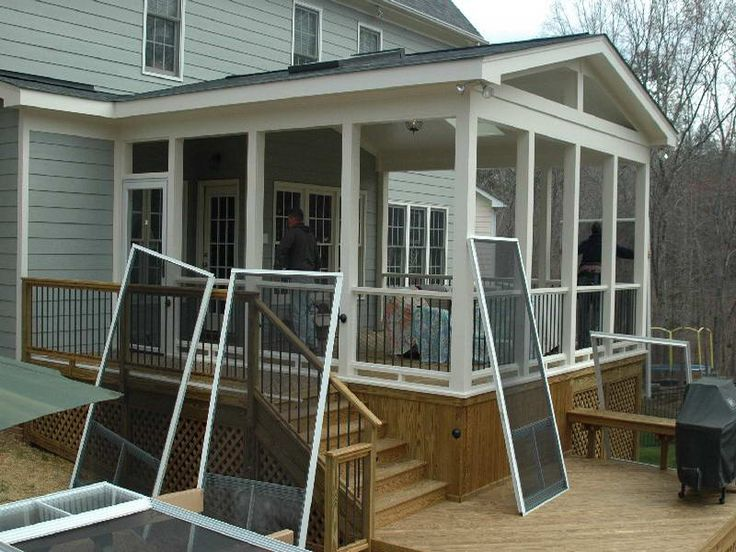 screened in porches | screened in porch ideas with the repairment XPRGVIK