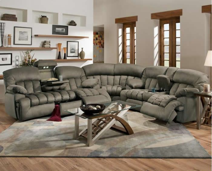 sectional sofas with recliners furniture | humanistart ~ the best home  design HPVZRVH