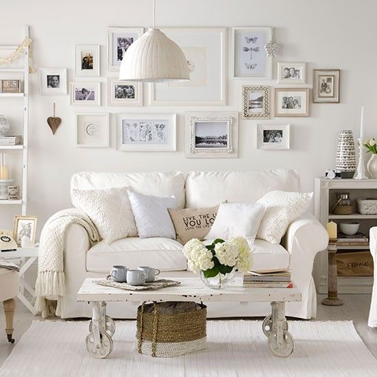 shabby chic living room 25 shabby chic interior design ideas LTHDTRS