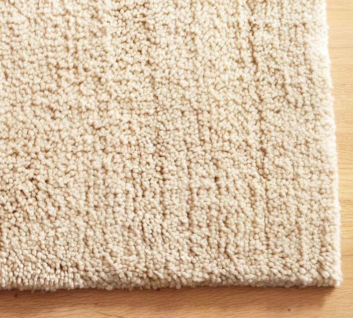 shag rugs dalton shag rug - ivory | pottery barn KMIAGHC