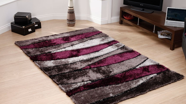 shaggy rugs 20 fluffy and stylish shag rugs | home design lover ZVCNGRV