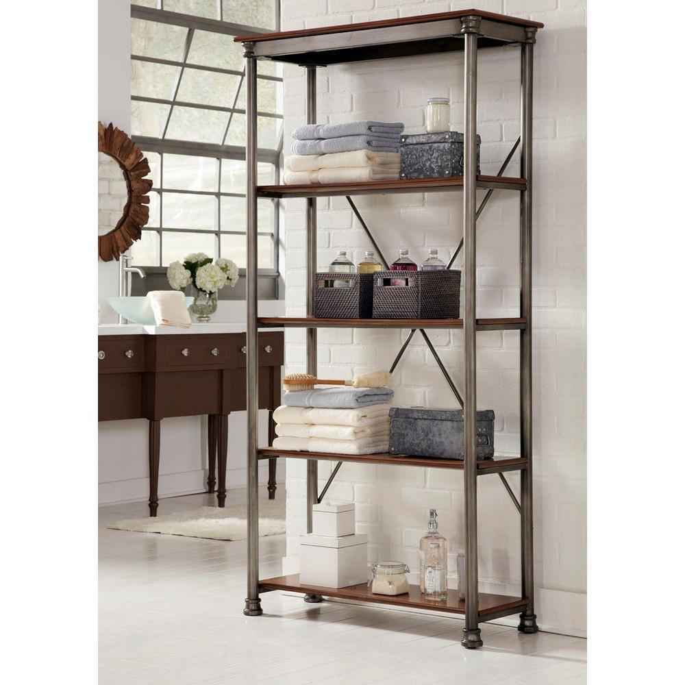 shelf units five shelf ... LQKSPFZ