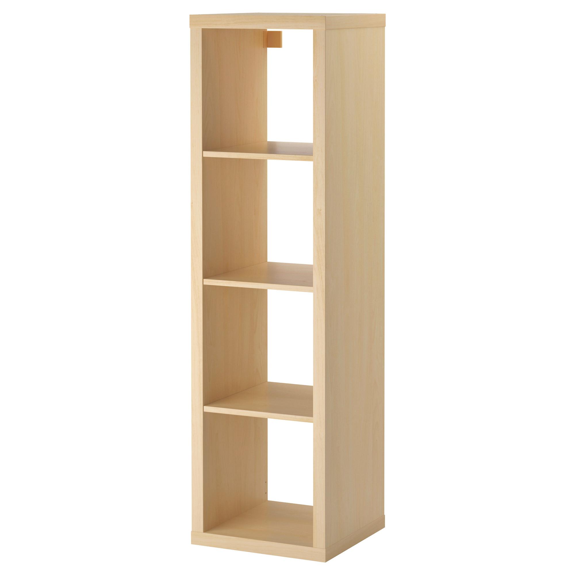 shelf units kallax shelf unit - white - ikea JLEDZFG
