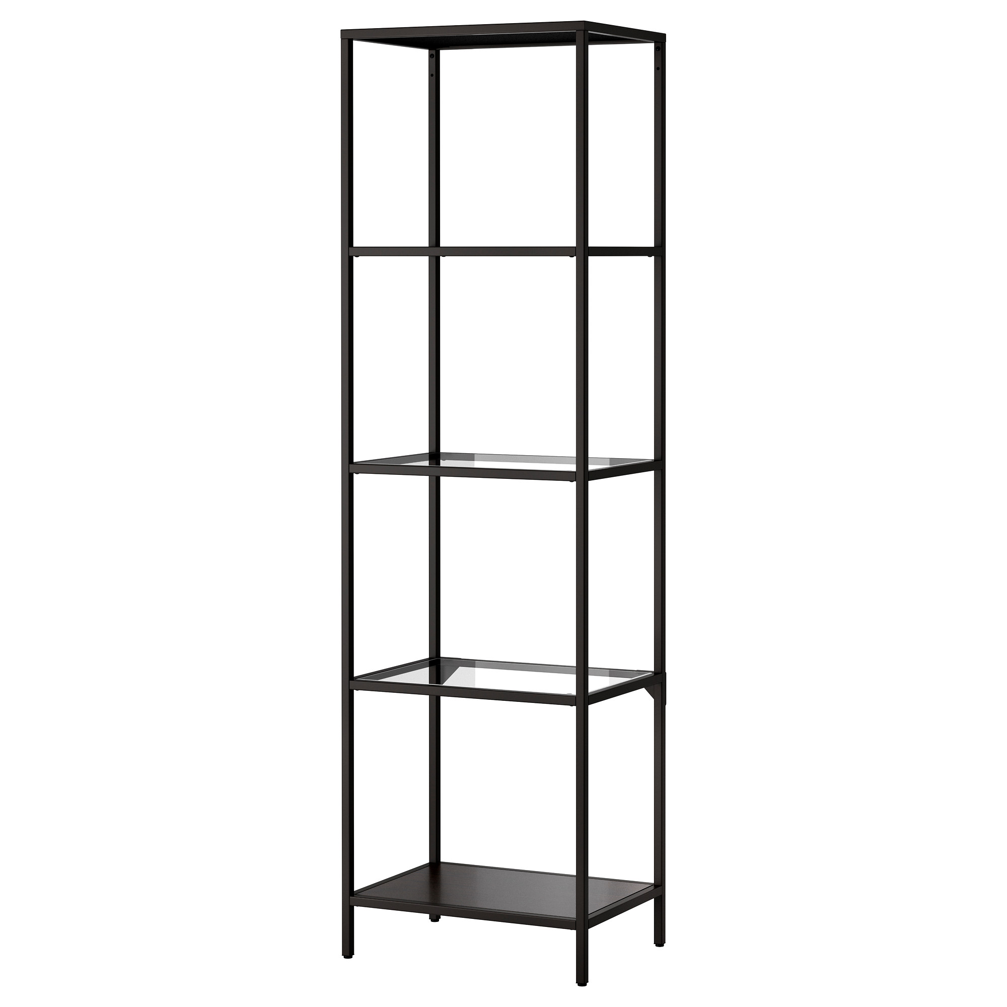 shelving units ikea vittsjö shelving unit adjustable feet; stands steady also on an uneven EZCDTOF