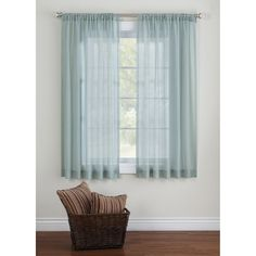 short curtains better homes and gardens elise woven stripe sheer window panel HKPIGBP