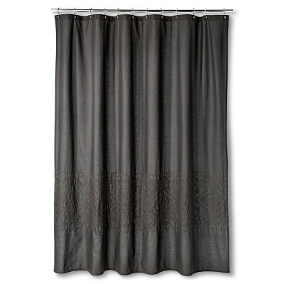 shower curtain print shower curtains; solid shower curtains ... HHENUUC