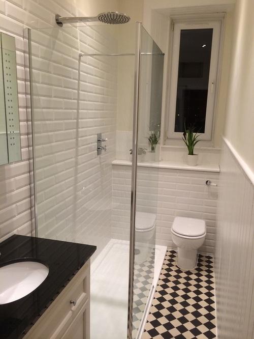 shower room ideas small shower room design | houzz PZNSNXI
