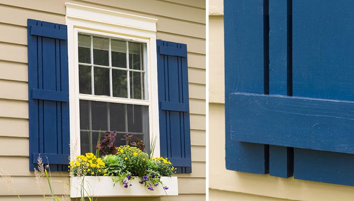 simple diy window shutters OPIPGPY