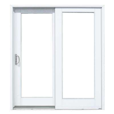 sliding patio doors composite gliding patio door with woodgrain interior ITMXINN