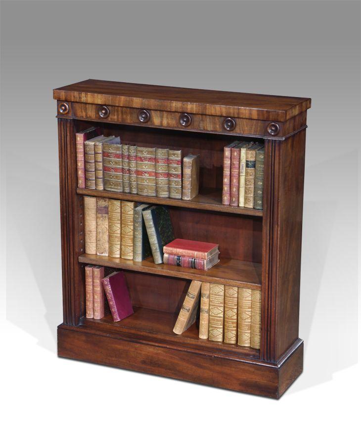 small antique bookcase UPPLWAS