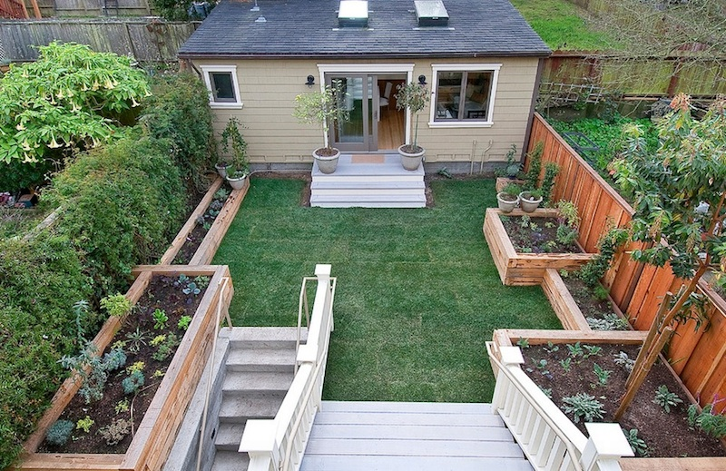 small backyard ideas collect this idea simple-yard JMKLFSS