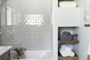 small bathroom ideas choosing new bathroom design ideas 2016. contrasting natural destials  create the image CPHUOZO
