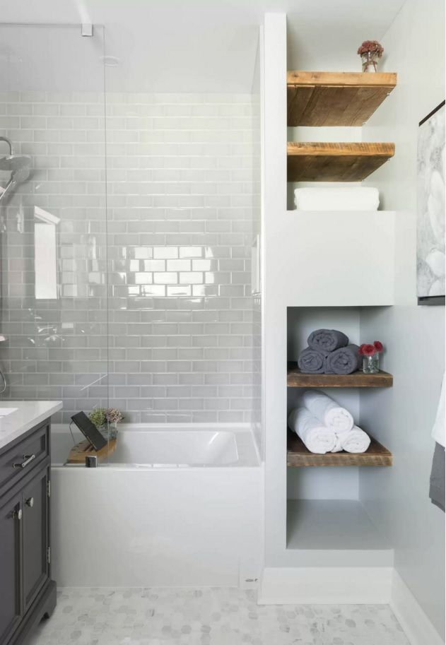 How to decorate a bathroom using small bathroom ideas