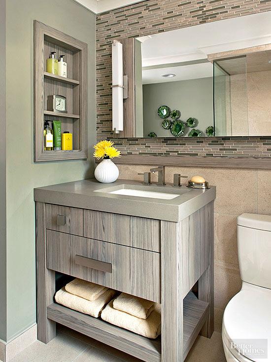 small bathroom vanity ideas BZKFPQU