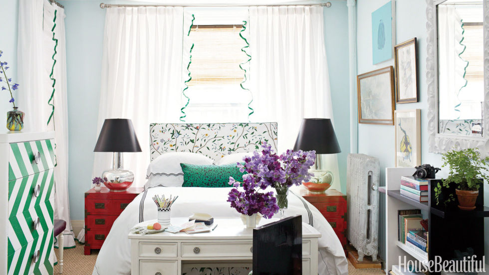 small bedroom ideas 20 small bedroom design ideas - how to decorate a small bedroom BAZNYSC