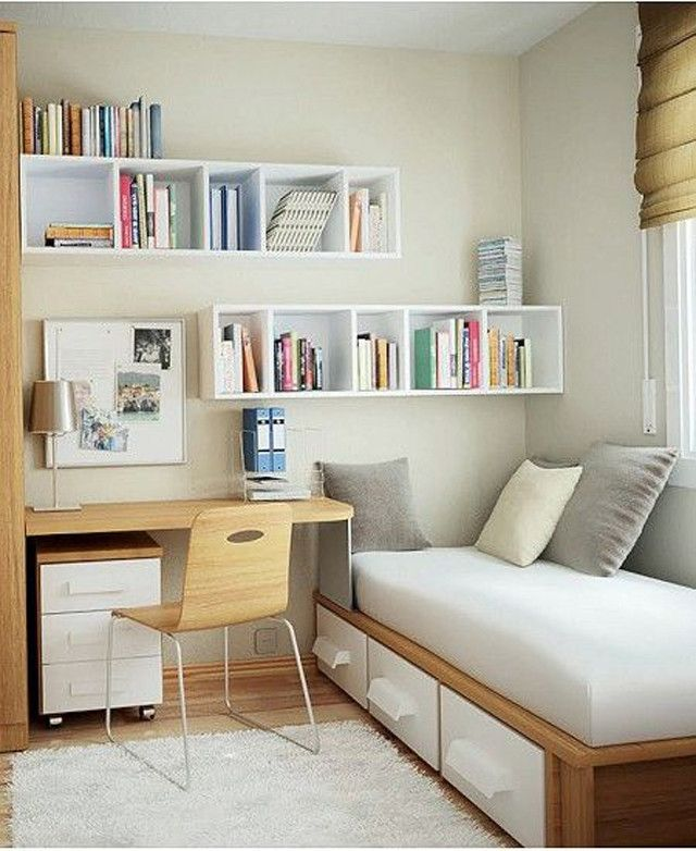 small bedroom ideas small bedroom hacks if your room is the size of a shoe cupboard OBVOAEC