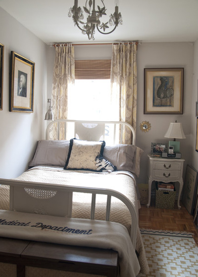 small bedrooms shabby-chic style bedroom by union adorn LKSOGOE
