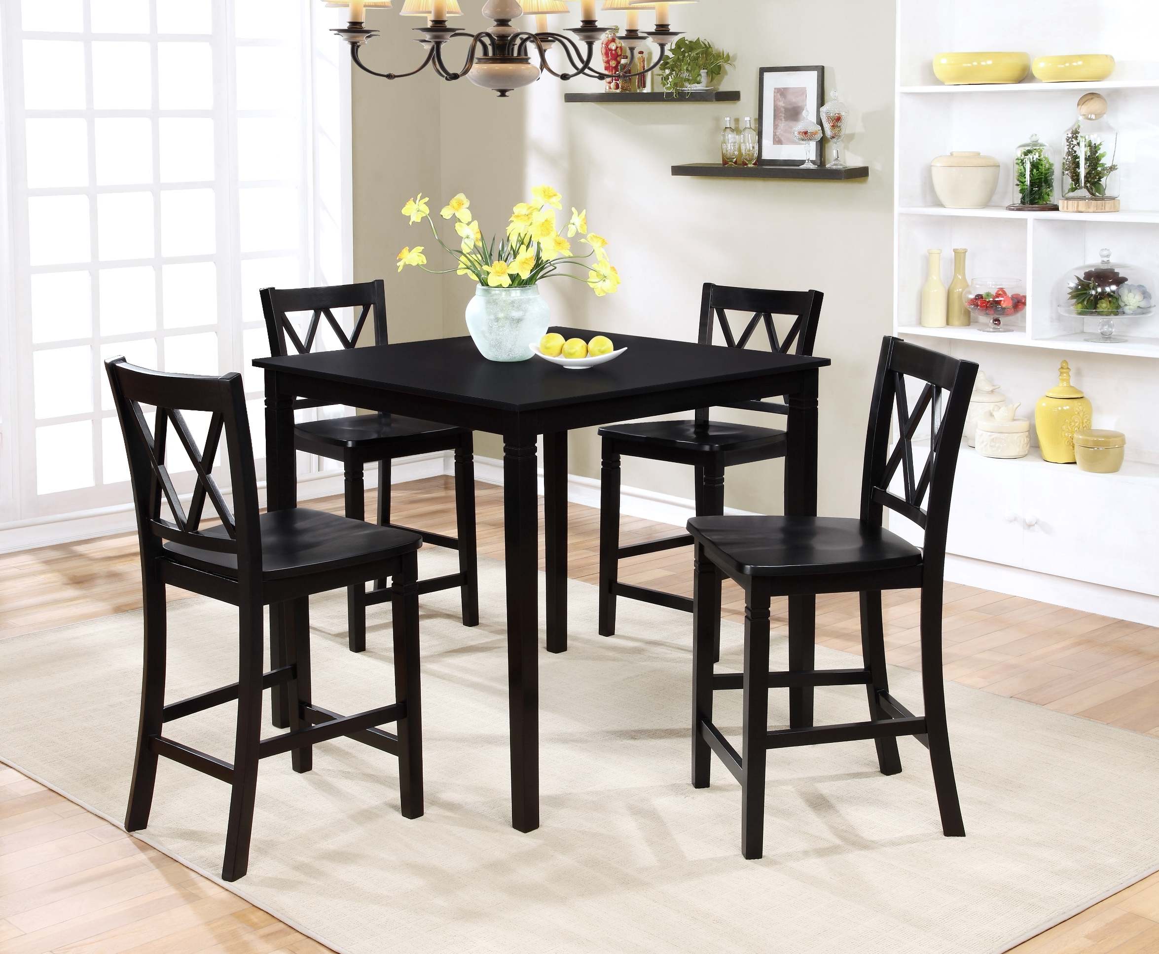 small dining sets ... small dining set dining room, dining room table with bench 7 piece QGZOXBO