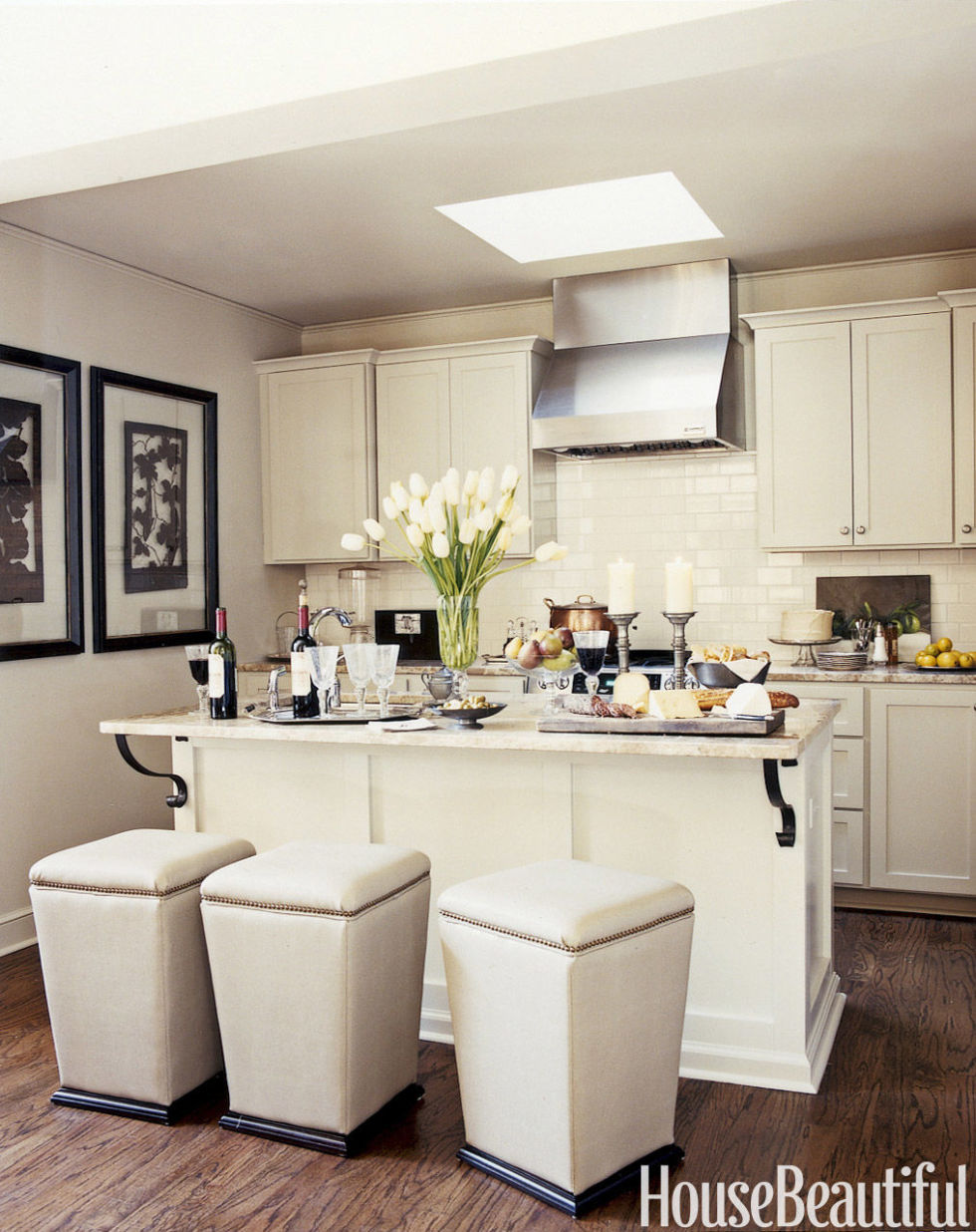 small kitchen designs 25 best small kitchen design ideas - decorating solutions for small kitchens RDRSSCO