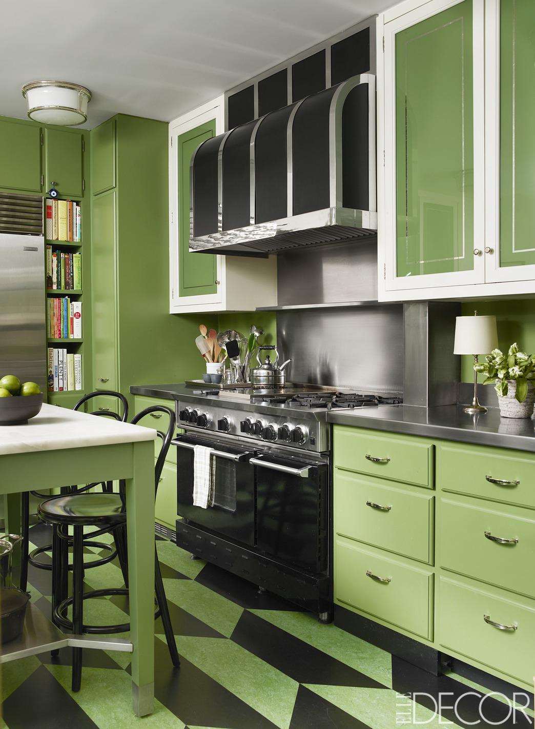 small kitchen designs 40 small kitchen design ideas - decorating tiny kitchens UONHLYG