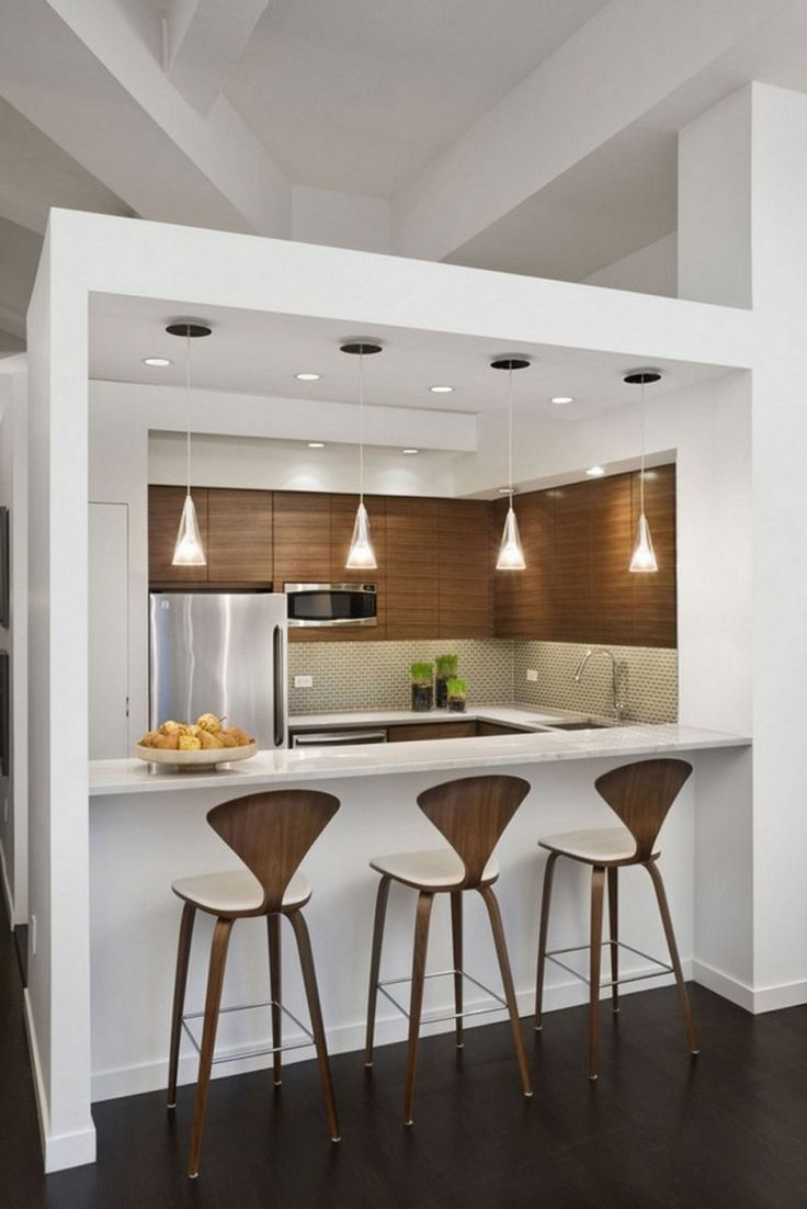 small kitchen designs check out small kitchen design ideas. what these small kitchens lack in VQNTFEG