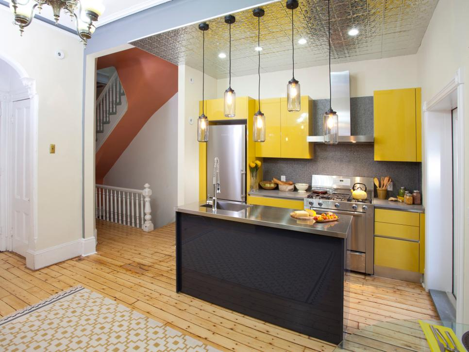 small kitchen designs pictures of small kitchen design ideas from hgtv | hgtv FFNSYOS