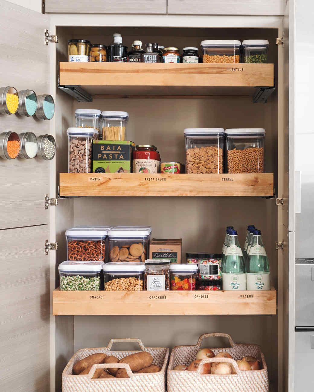 small kitchen storage ideas YTNHGRR