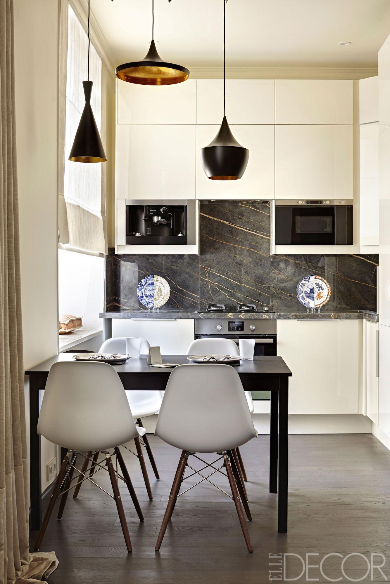 small kitchens 40 small kitchen design ideas - decorating tiny kitchens EBTKYPK