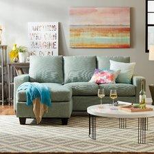 small sectional sofa small sectional sofas youu0027ll love | wayfair ALNGKYQ