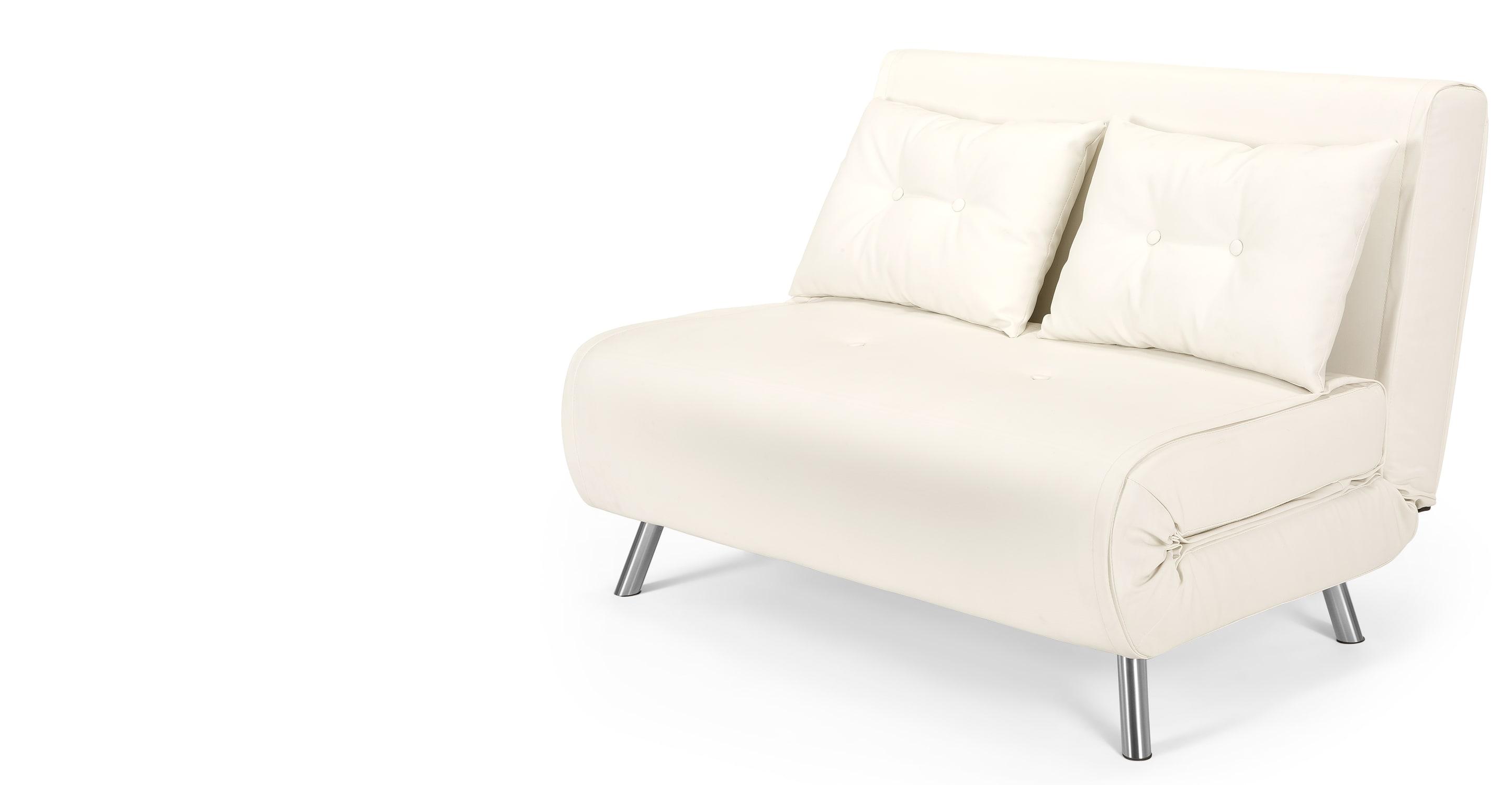 small sofa beds a small sofa bed, in ibis cream ZOTLYRM