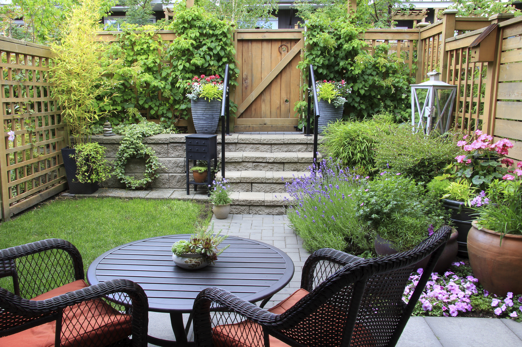 small space gardening ideas: tips for creating gardens in small spaces TFQPPOE